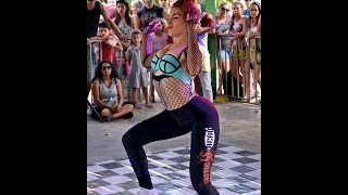 Battle Reggaeton - 2° Dembow Dance [Salgo Pa' La Calle - Daddy Yankee ft. Randy]