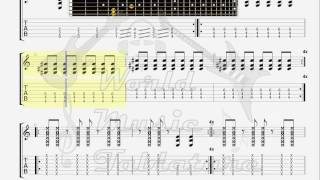 Dragpipe   Simple MInded GUITAR TAB