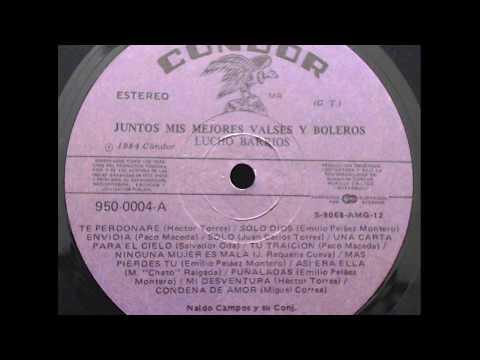 Lucho Barrios - Juntos Mis Boleros Y Valses Vol 1 (P) 1984