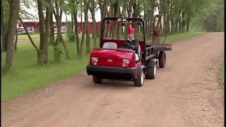 Toro Heavy-Duty Workman Overview