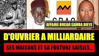 Qui est Bocar Samba Dieye ? Son problème avec Abdou Mbaye et CBAO, ses biens saisis...
