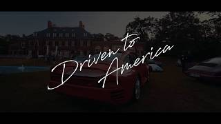 Driven to America October 1, 2017 Short Take
