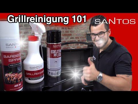 Wie reinige ich den Gasgrill richtig? Tipps zur schonenden und gründlichen Reinigung des Gasgrills