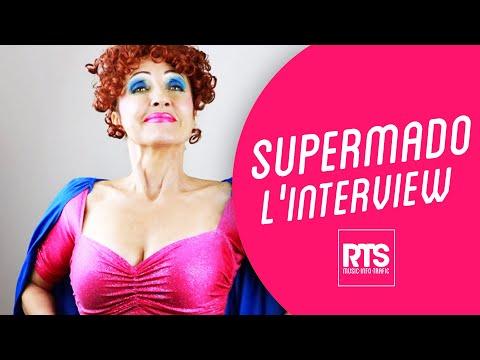 """Qui est vraiment Mado la Niçoise ? Noëlle Perna, l'interview dans """"Carré VIP"""" sur RTS"""