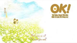 Vietsub Bài hát OK   Mạch Tiểu Đâu ft Đơn Sắc Lăng ♪Song Lục♪