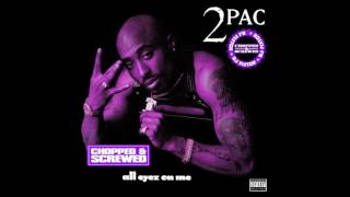 2Pac - Check Out Time (Chopped & Screwed By DJ Fletch)