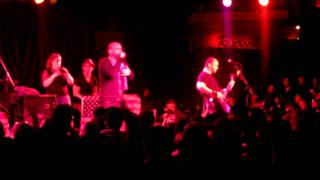 E.Town Concrete - All that you Have is Still not Enough live at Starland Ballroom Feb 17th 2012 HD