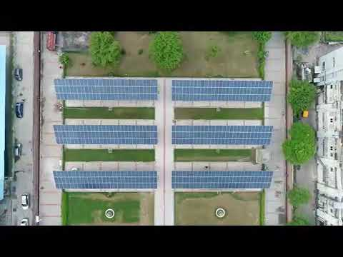 Solar Power Plant / Power Generator - Commercial / Industrial Use Only
