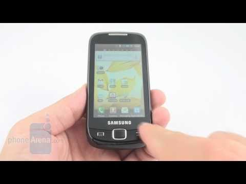 Samsung I5510 Galaxy 551 Review