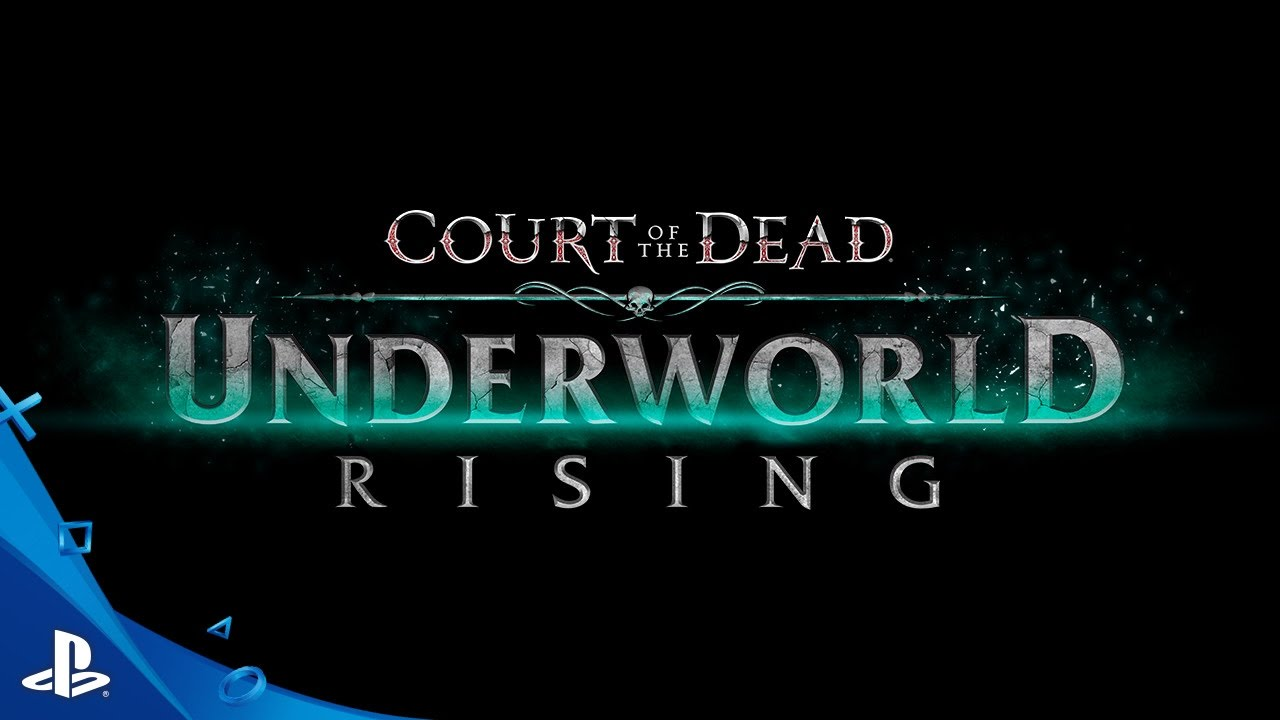 Fight for Your Afterlife in Court of the Dead: Underworld Rising on PS4
