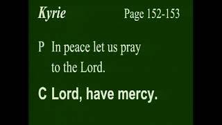 Sunday, October 24, 2021 – Pentecost 22