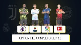 PES 2019 | OPTION FILE - KITS 2019-2020 |PS4,file - PES Magic