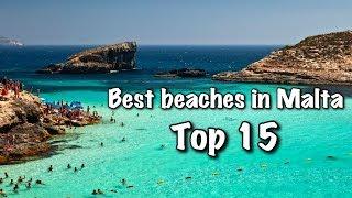 Top 15 Best Beaches In Malta, 2019