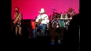 Charlie Daniels Band Live - I'll Be Your Baby Tonight - 3-29-14, Paramount Hudson Valley