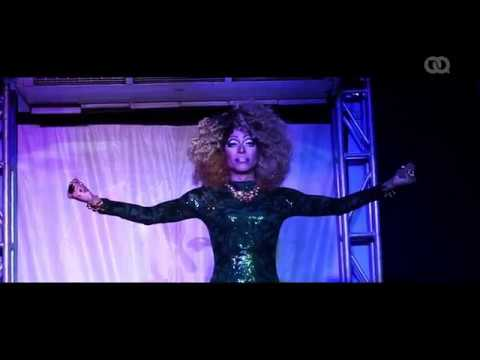 Débora, transformista y diva en La Habana