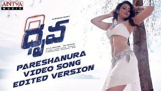 Pareshanura Video Song (EditedVersion) || DhruvaMovie || RamCharanTej, Rakul Preet || HipHopTamizha