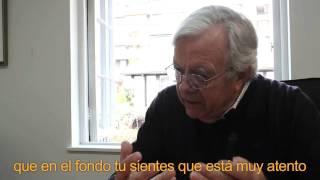 """Carlos Elton, arquitecto: """"Te acogía con la mirada"""""""