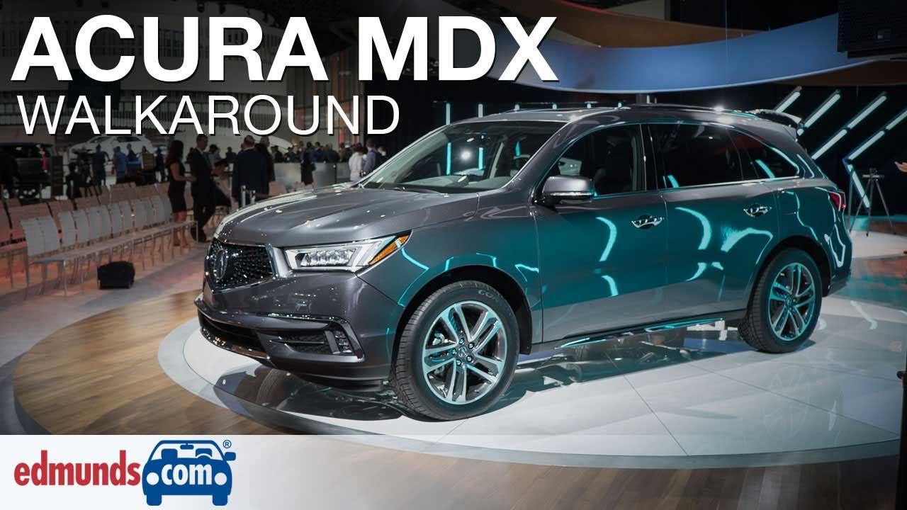 Used 2017 Acura Mdx Suv