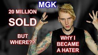 MGK's Desperation Destroys Him | Global Career Breakdown