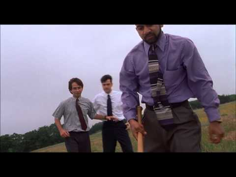 Office Space - Printer scene