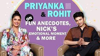 Priyanka Chopra Jonas And Rohit Saraf On The Sky Is Pink, Nick Being Emotional & More
