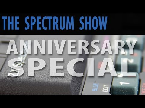 The Spectrum Show Anniversary Special