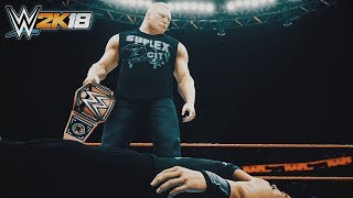 WWE 2K18 Summerslam Trailer