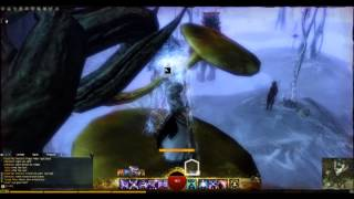 Guild Wars 2: Dark Reverie Jump Puzzle