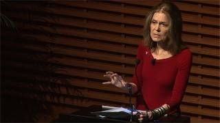 Gloria Steinem at Stanford: The Feminist Struggle Continues