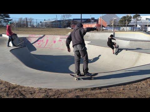 Dartmouth Common Skatepark