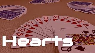 Play Hearts - Card Games
