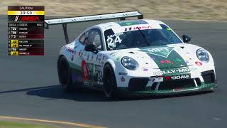 CarreraCup - Sonoma2017 Round6 Full Event Broadcast