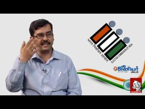 Chief Electoral Officer Rajesh Lakhoni to young voters   Election Awareness