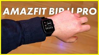 Huami Amazfit Bip U Pro - Bessere Xiaomi Mi Watch Lite? | CH3 Test Review Deutsch