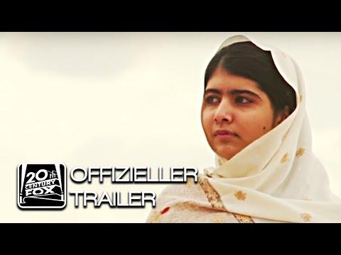Malala - Ihr Recht auf BildungTrailer 2Deutsch HD Malala Yousafzai