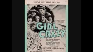 Gershwin - Girl Crazy - But Not For Me - Judith Blazer  - Frank Gorshin