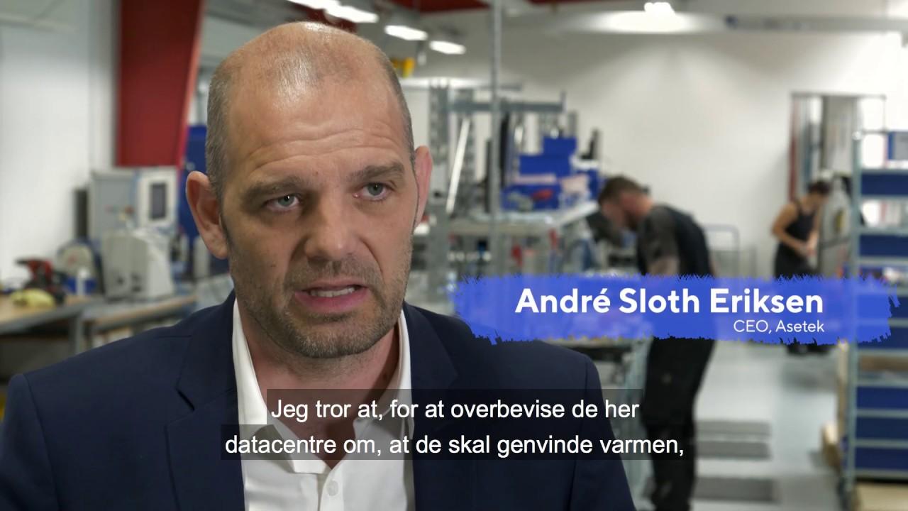 Vandkøling af datacentre med professor i energiplanlægning Henrik Lund