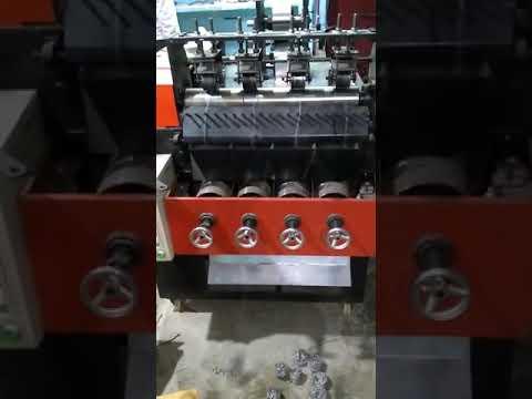 Scrubber Making Machine 4 Head
