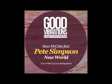 Sean McCabe feat Pete Simpson – New World