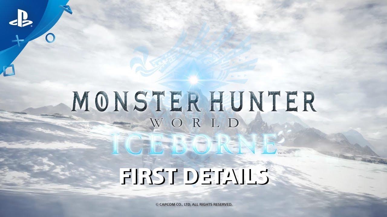 Interview: Capcom Shares First Details on Monster Hunter World: Iceborne