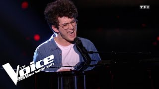 Christine And The Queens   Christine | Gjon's Tears | The Voice 2019 | Blind Audition
