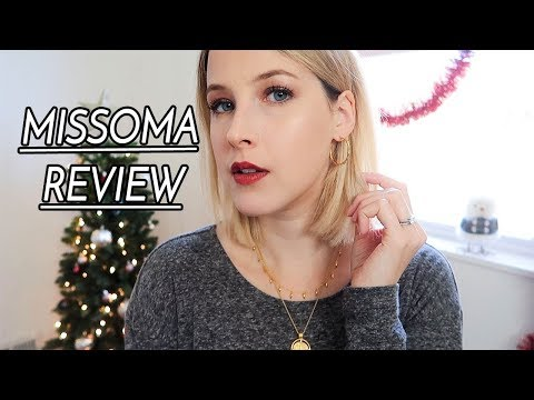 MISSOMA JEWELRY COLLECTION + REVIEW | VICI LOVES