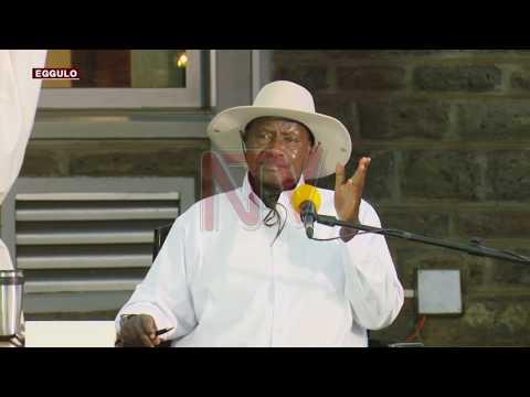 Ababaka bawagidde Museveni ku ky'okugoba musigansimbi mu Lubigi