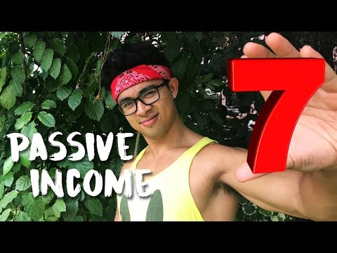 How To Make Passive Income – 7 Ways That Actually Work in 2017