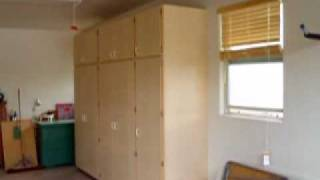 Garage Cabinet Installation And Testimonial By Mannys Organization Station In Tucson Arizona
