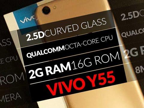 VIVO Y55 Hands On