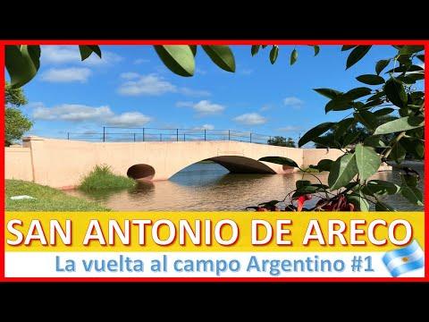 SAN ANTONIO de ARECO - Pueblos tradicionales de Argentina