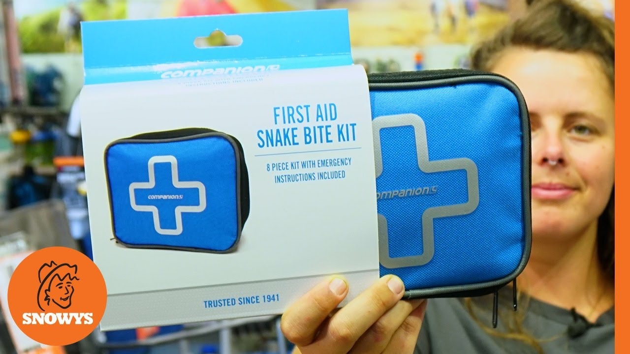 First Aid Snake Bite Kit