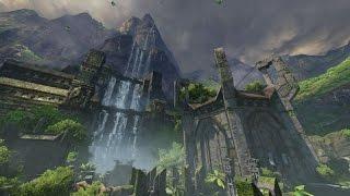 Quake Champions Ruins of Sarnath Gameplay Trailer - PC 2017