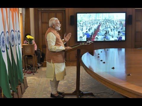 PM Modi addresses Bhartiya Agro Industries Foundation Golden Jublee Celebration via VC